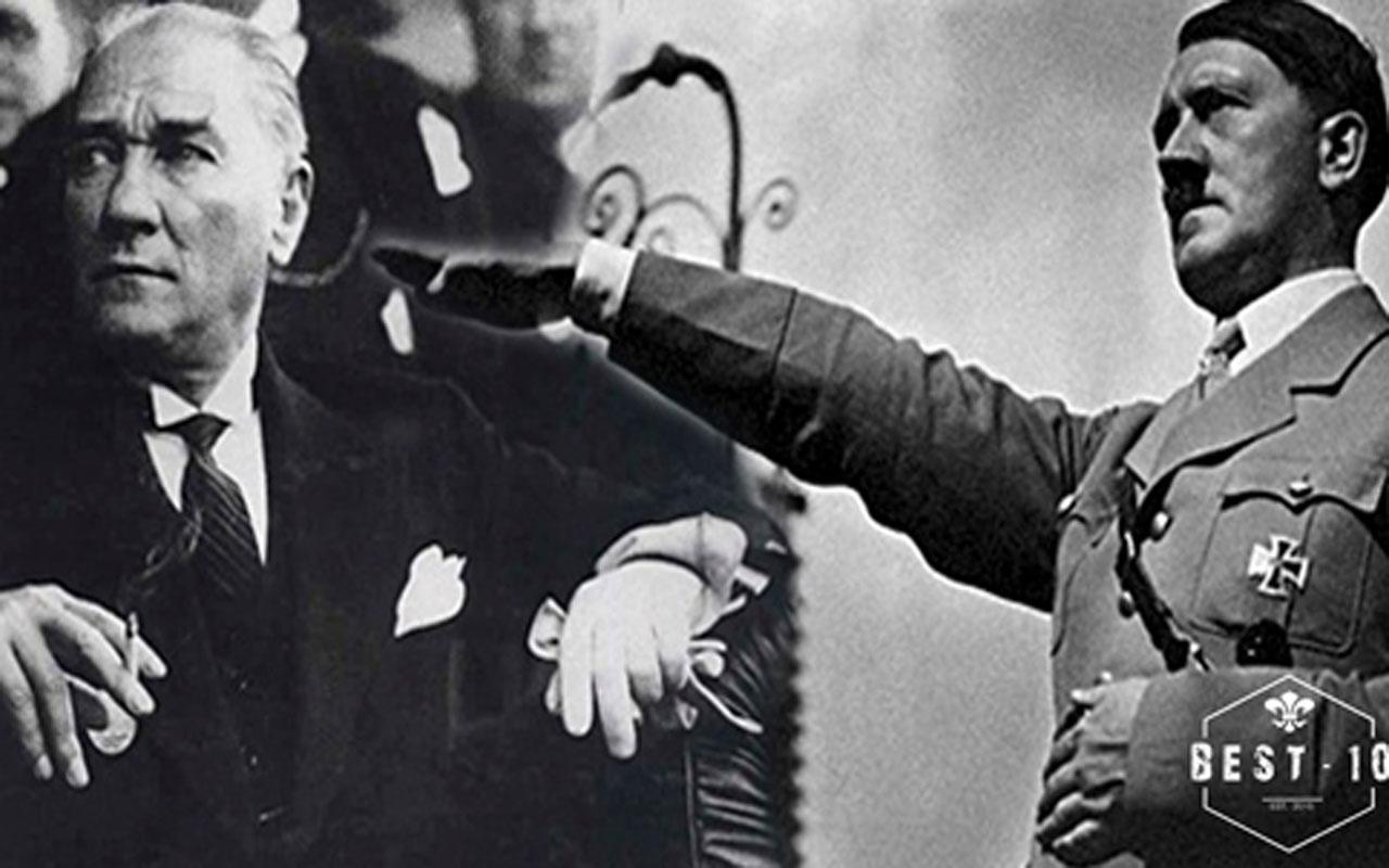 Alman devlet kanalından Atatürk'e hadsiz yakıştırma