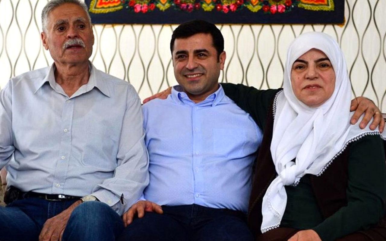 Selahattin Demirtaş'ın anne ve babası trafik kazası geçirdi hastaneye kaldırdılar