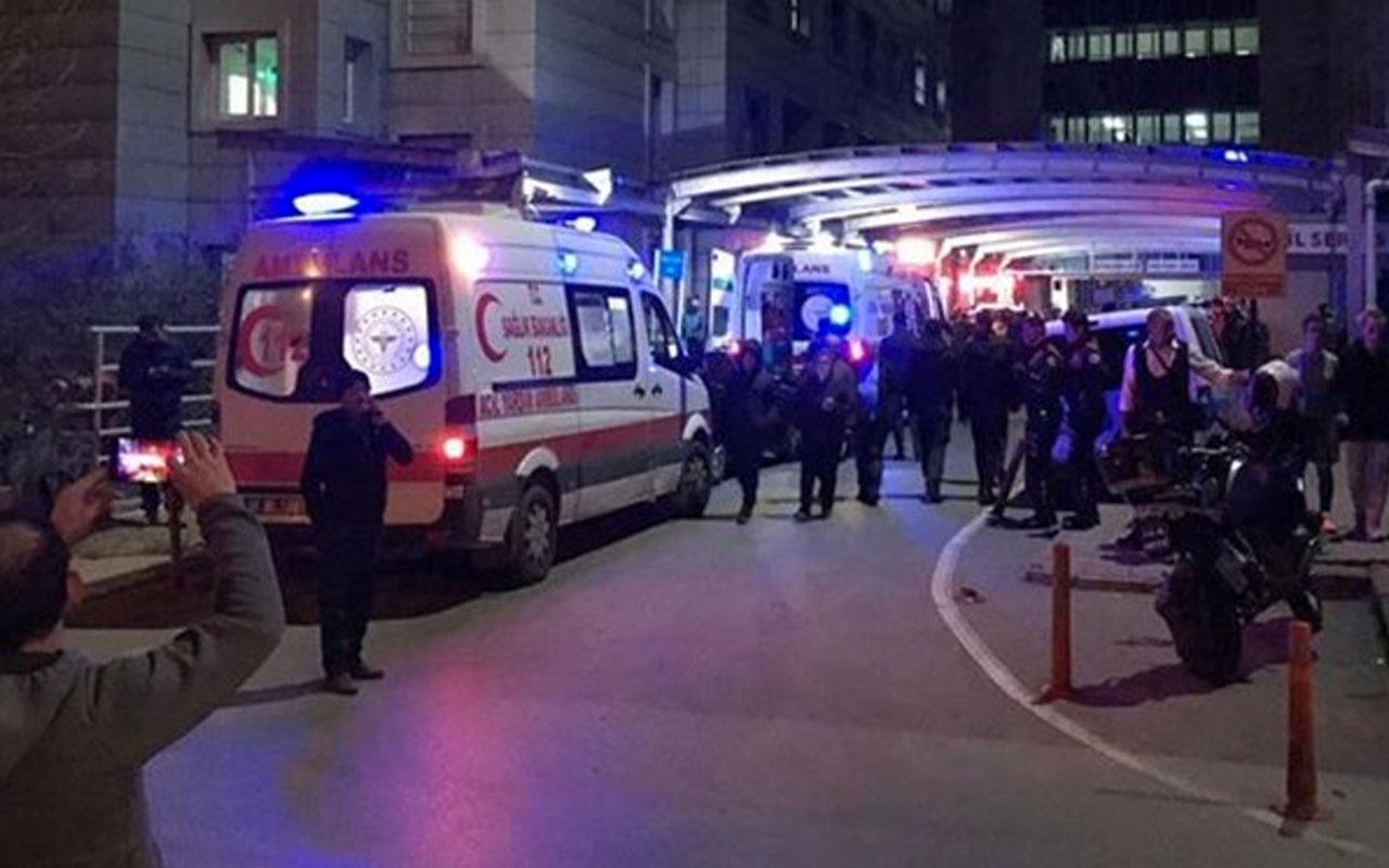 Bursa'da kavga olayında vurulan polis 3 gün sonra şehit oldu