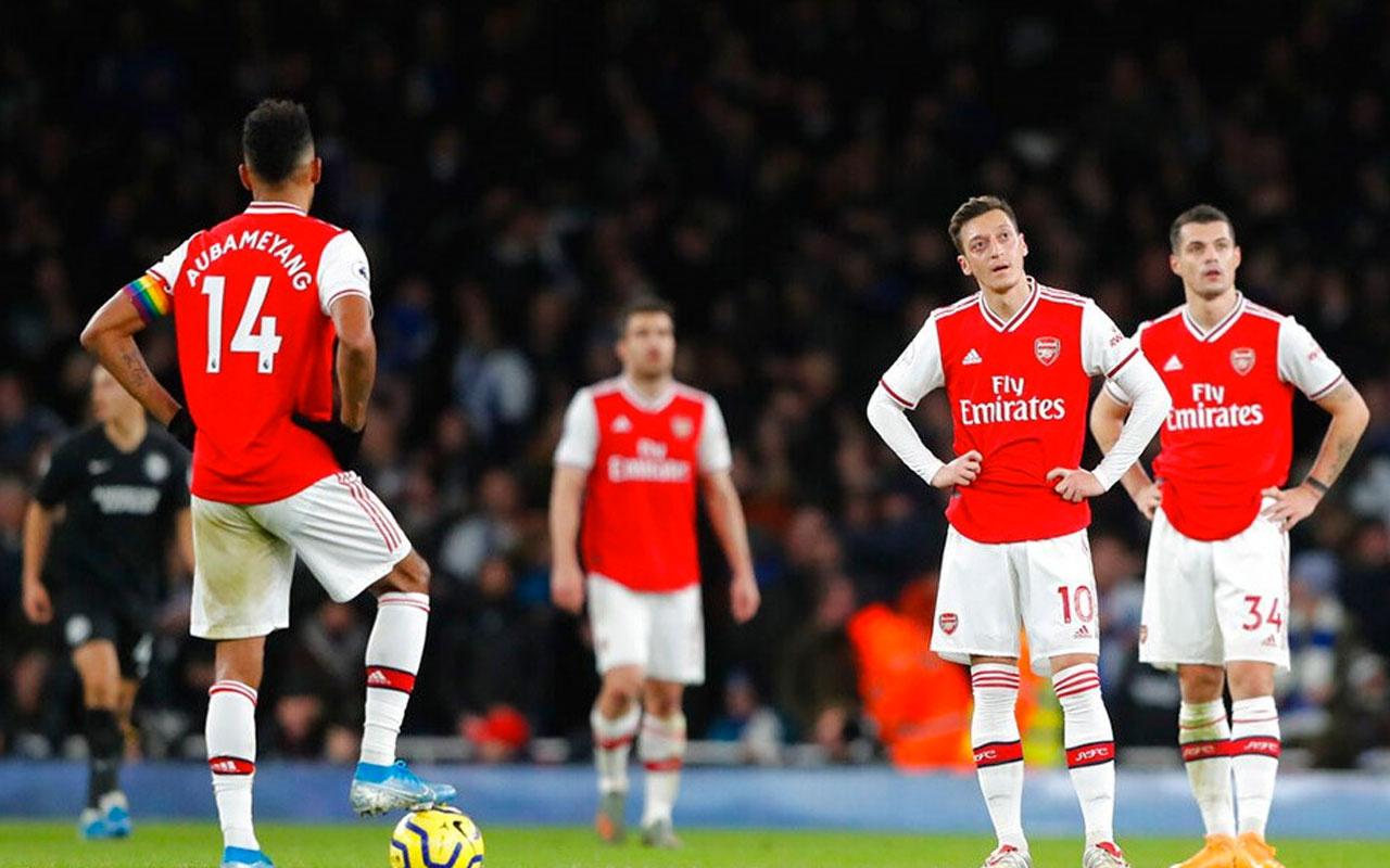 Mesut Özil'li Arsenal kayıplarda