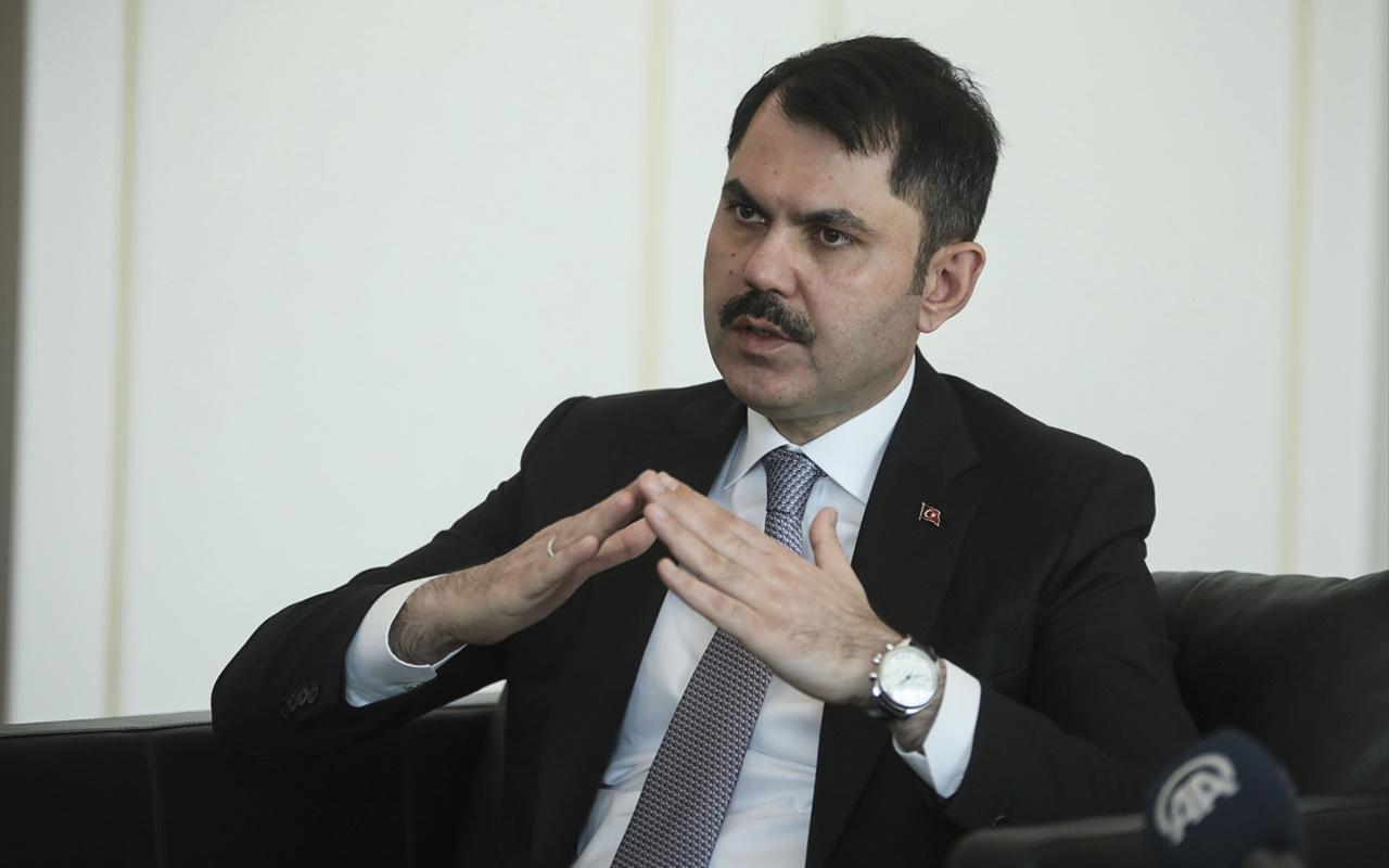 Bakan Murat Kurum'dan termik santral açıklaması! Mevzuata uymazsa...