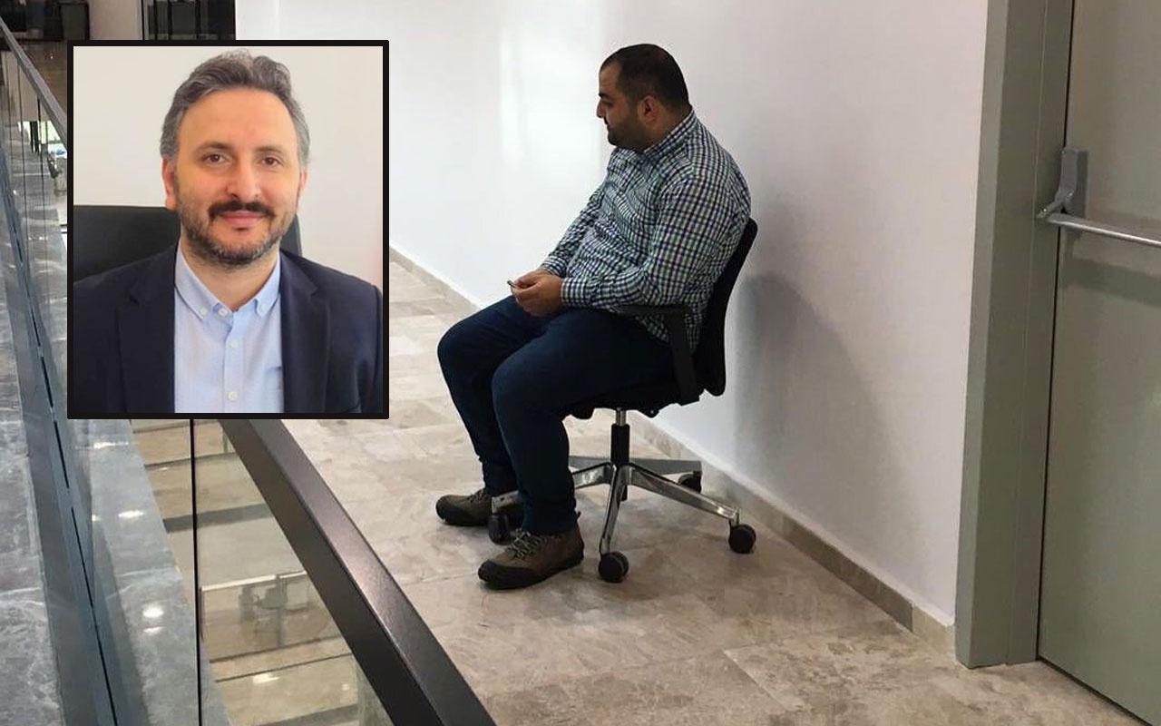 Güngören Belediyesi'nde skandal görüntüler tepki çeken başkan yardımcısı istifa etti