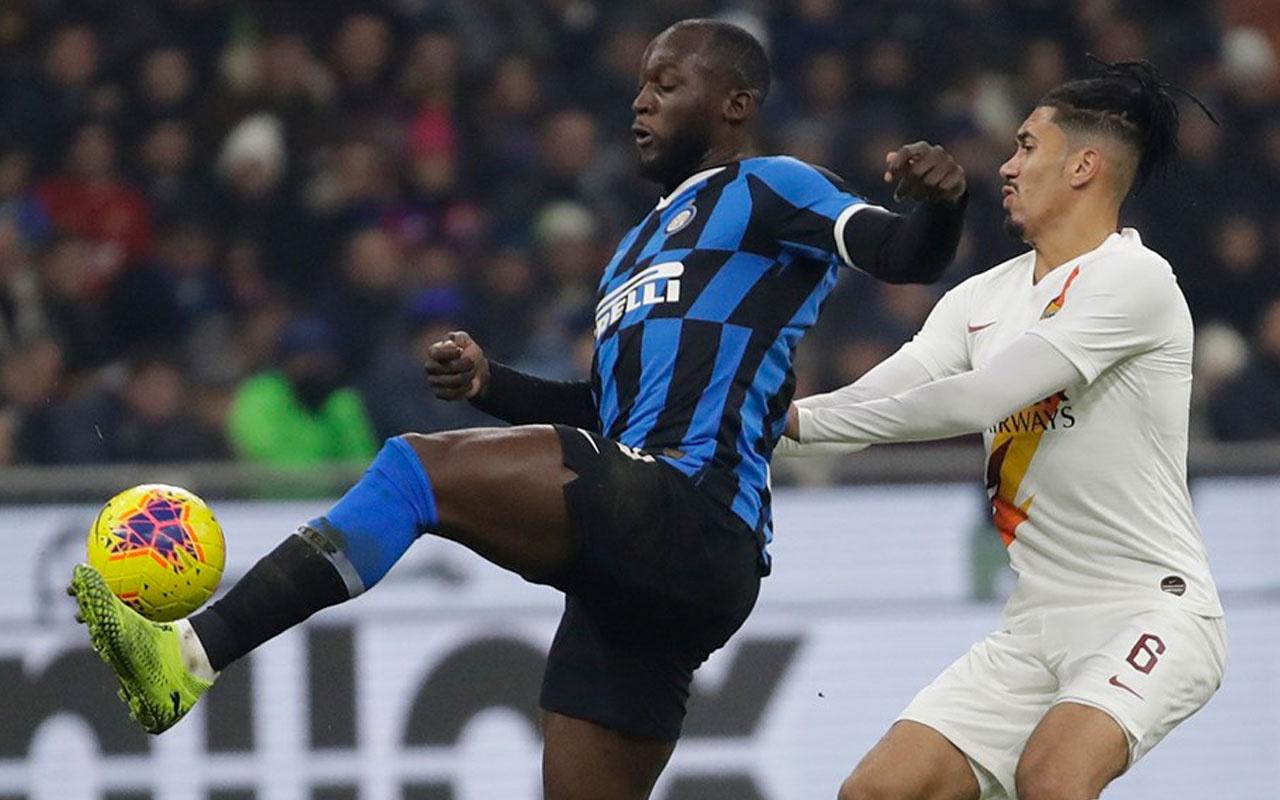 Dev kapışmada Inter ile Roma yenişemedi