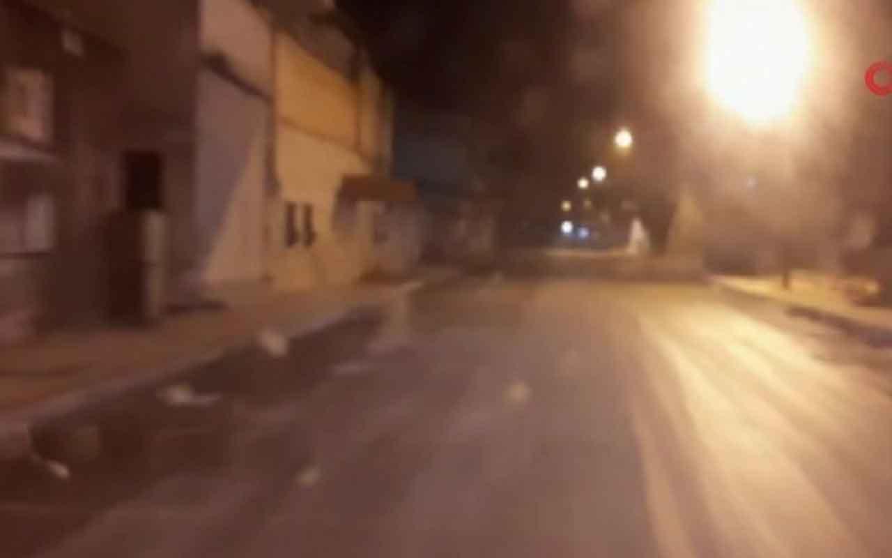 Tel Abyad'da elektrik hatları faal hale getirildi