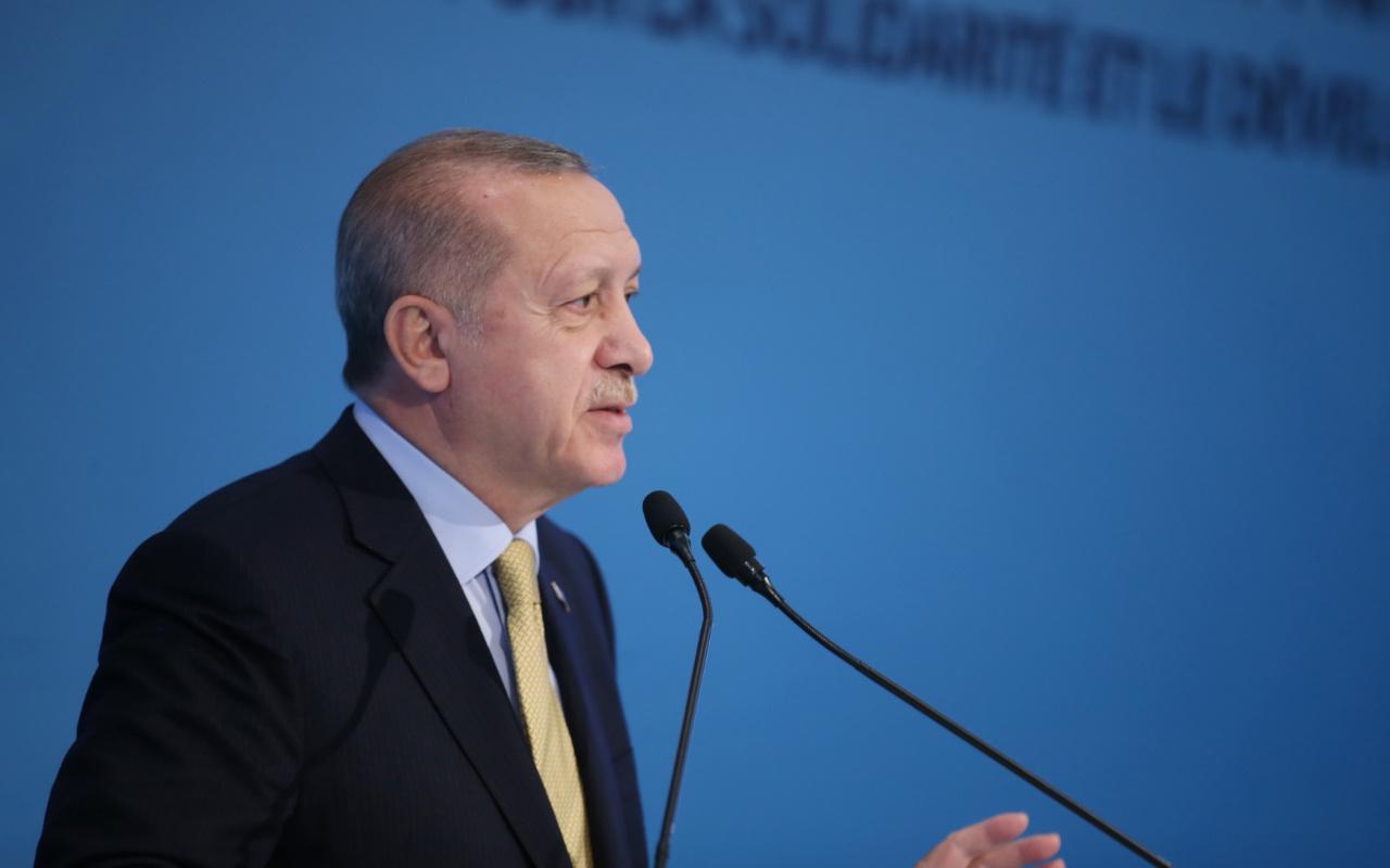 Cumhurbaşkanı Erdoğan: İstanbul Tahkim Merkezi kuruluyor