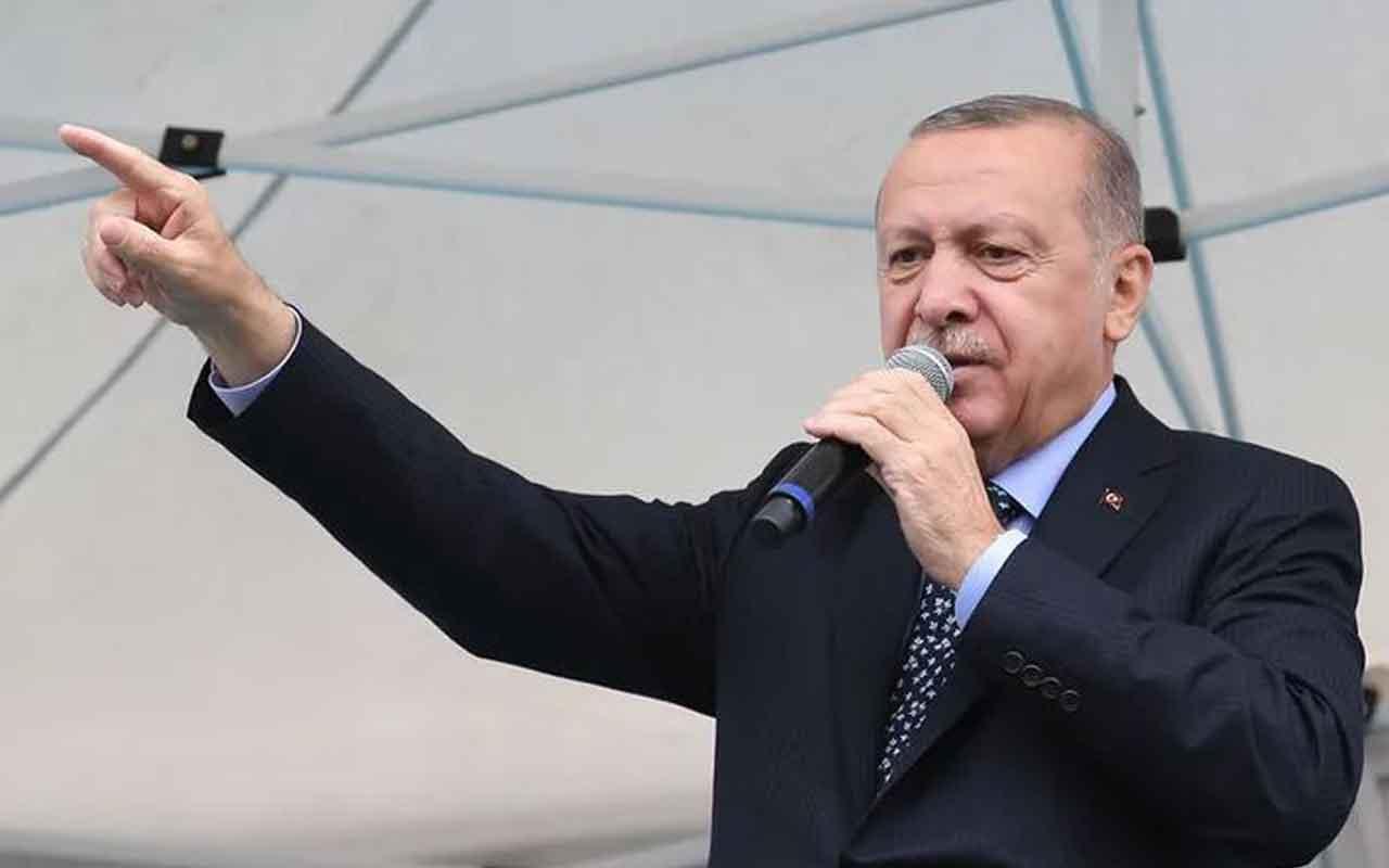 Cumhurbaşkanı Erdoğan'dan bomba sözler! Halkbank'ı dolandırmaya çalıştılar