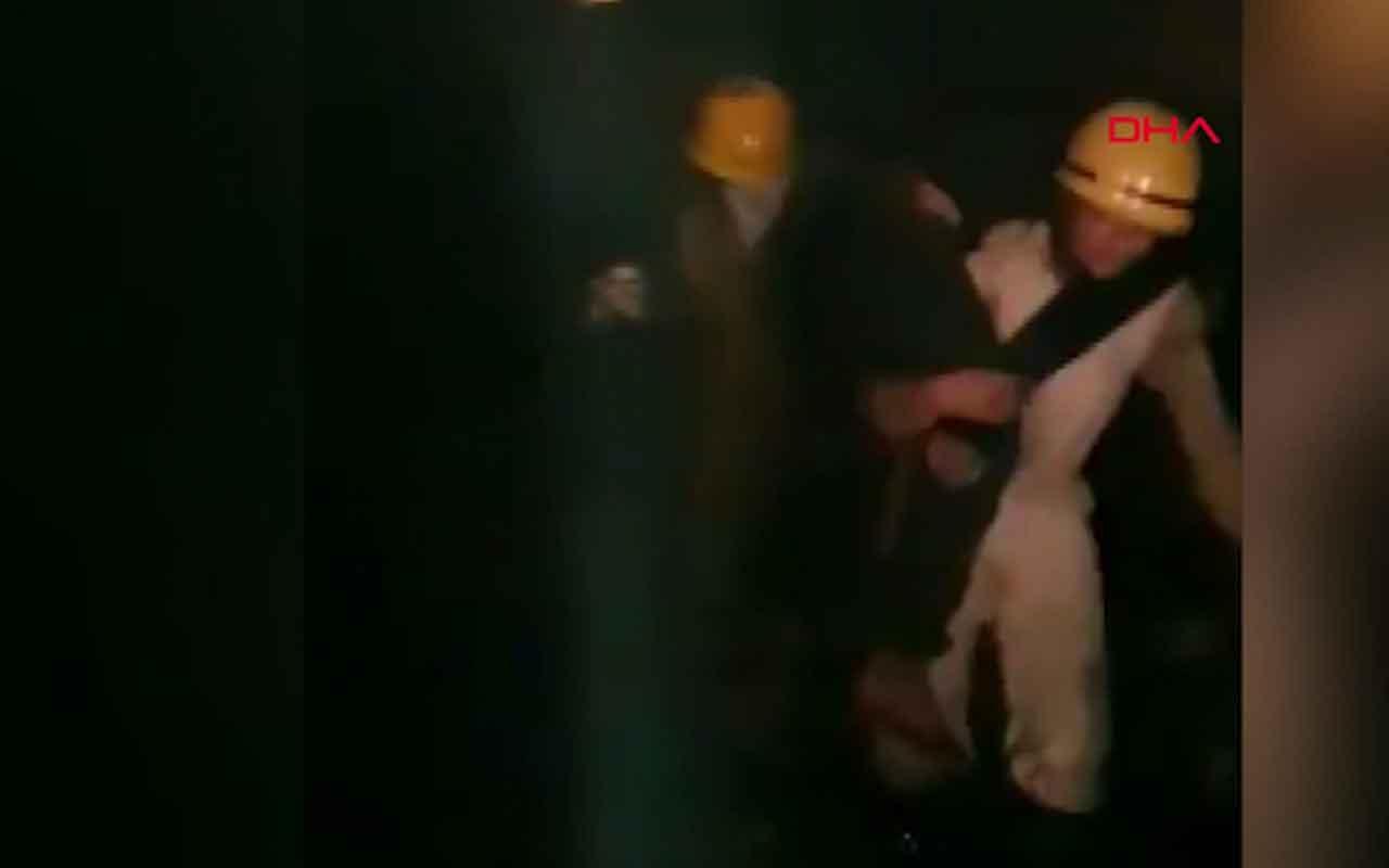 Hindistan'da fabrikada yangın çıktı 43 ölü 15 yaralı