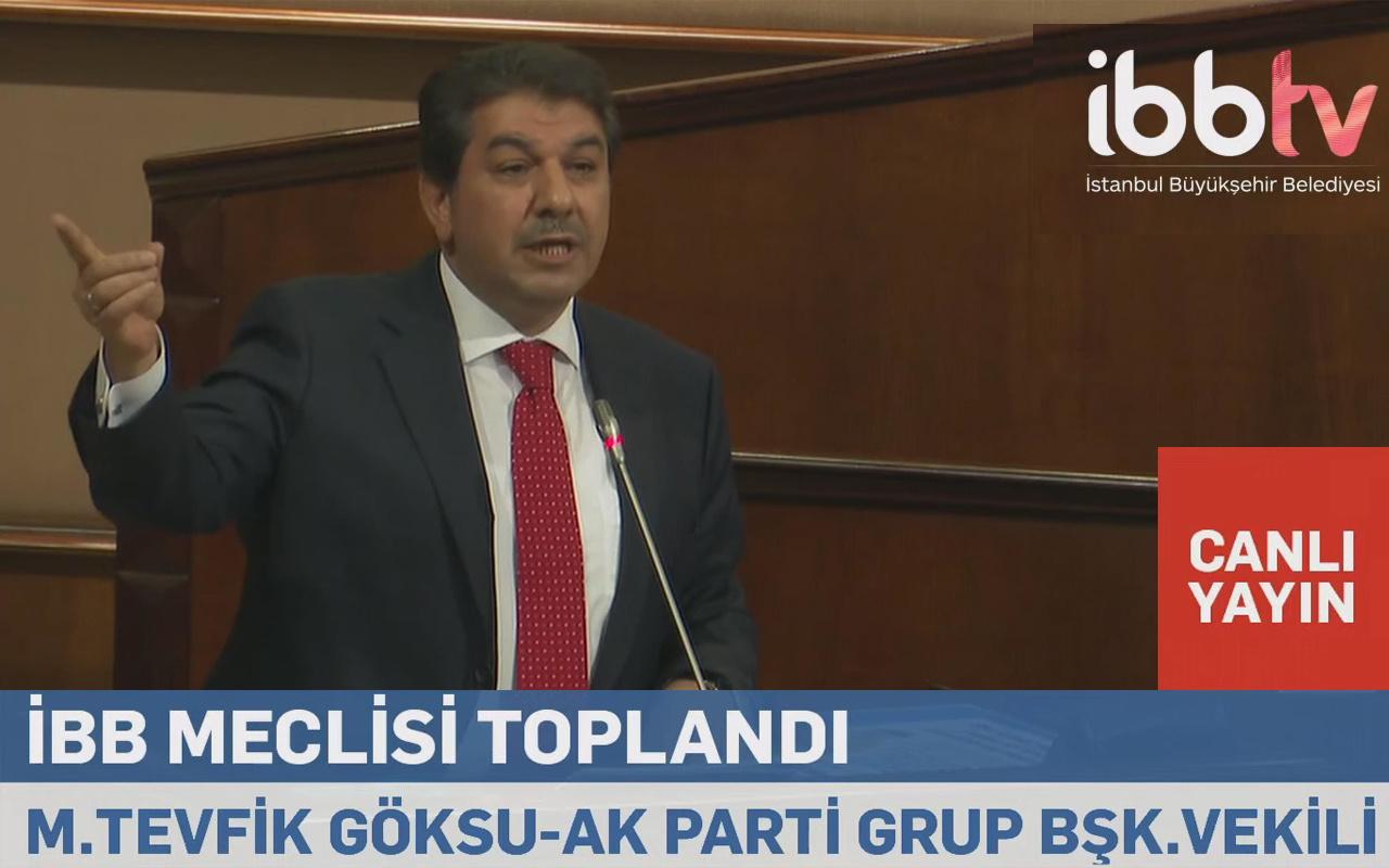 İBB TV canlı yayınını izleyin mecliste İstanbul'un 2020 bütçesi görüşülüyor