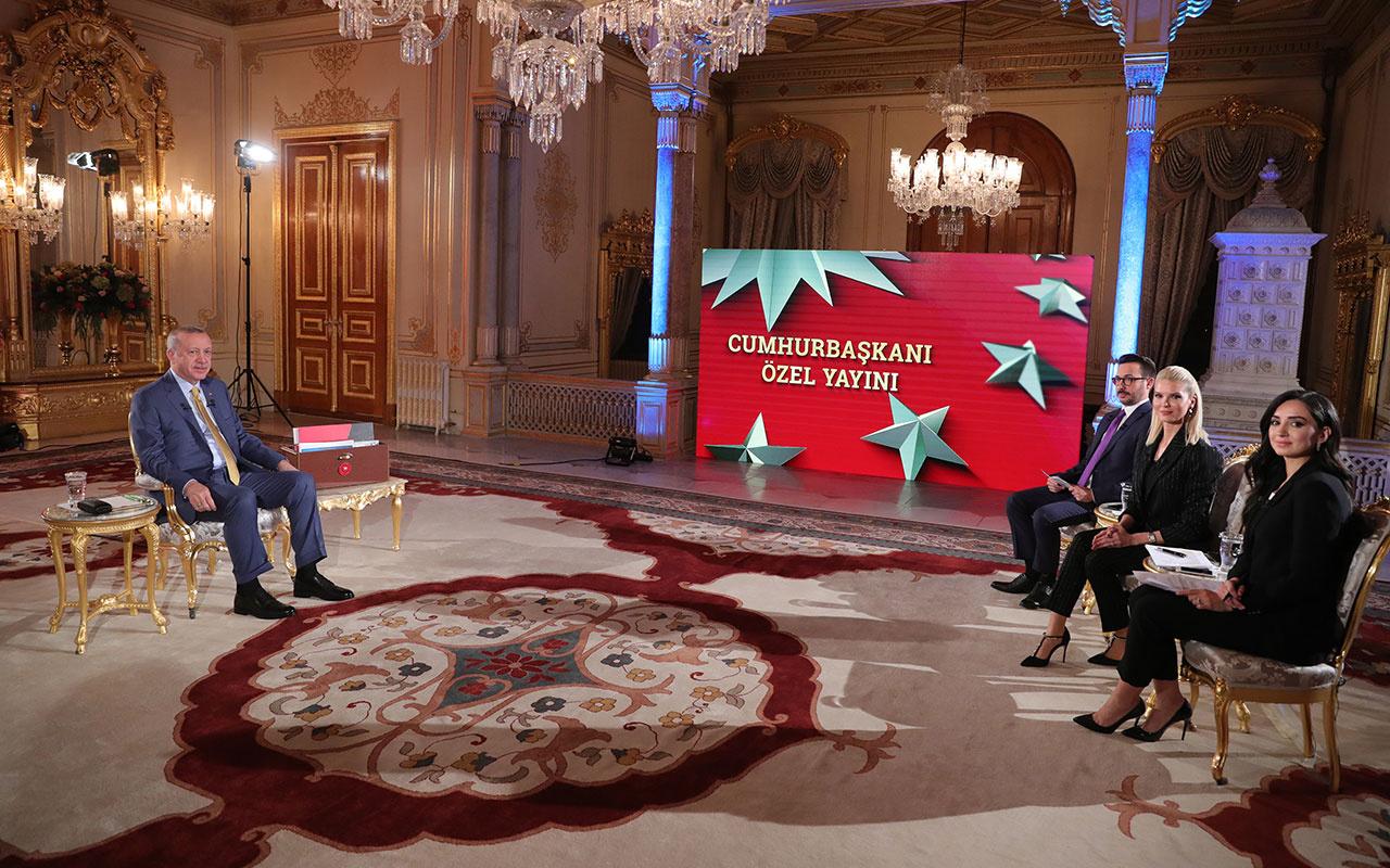 Erdoğan: Macron nevi şahsına münhasır bir arkadaş