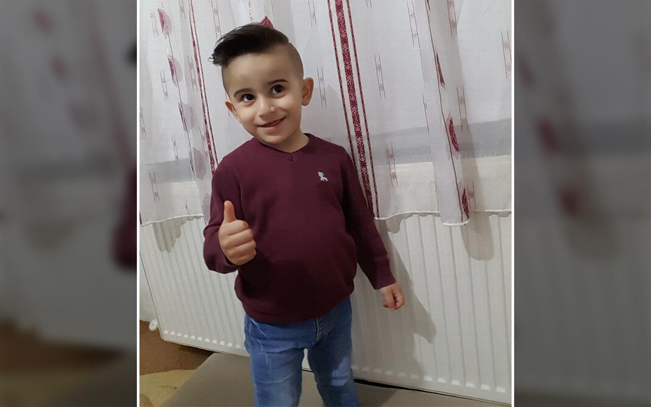 İstanbul Küçükçekmece'de servis minibüsü 4 yaşındaki çocuğu ezdi