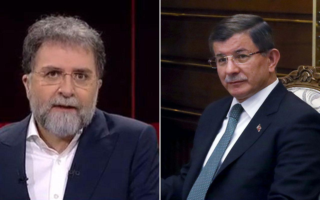 Ahmet Hakan 'niye tenezzül ediyorsun' dedi Ahmet Davutoğlu'na yüklendi