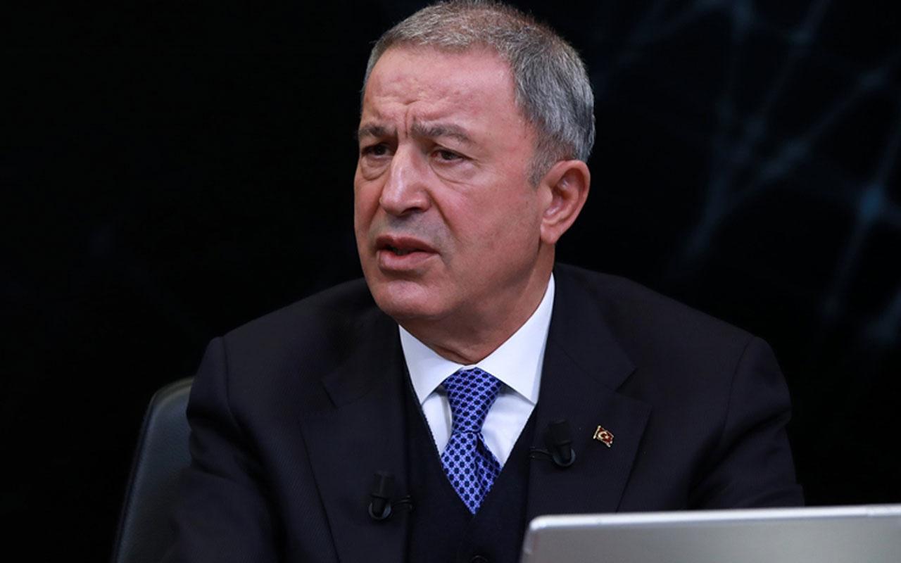 Hulusi Akar: Ankara'da Yunan komşularımızla toplantı yapmayı bekliyoruz