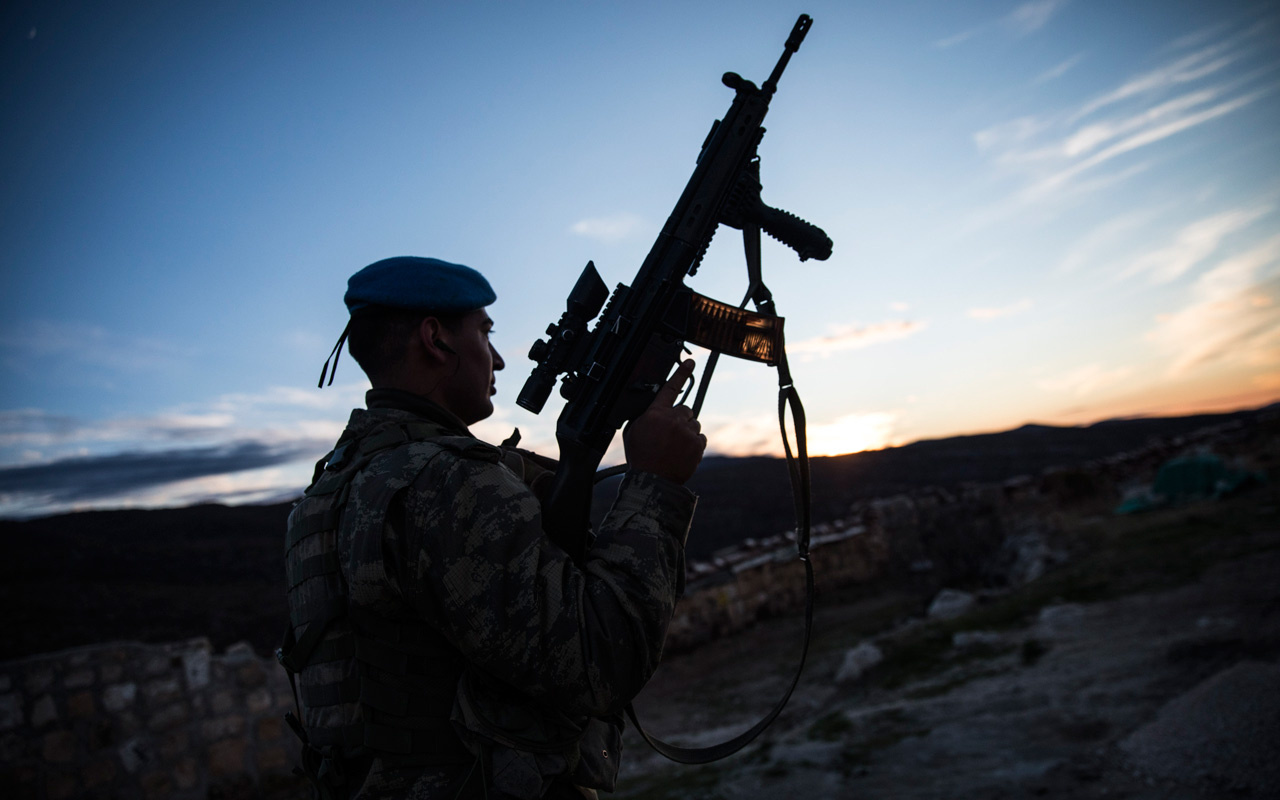 Muş'ta PKK'ya ağır darbe İçişleri Bakanlığı duyurdu