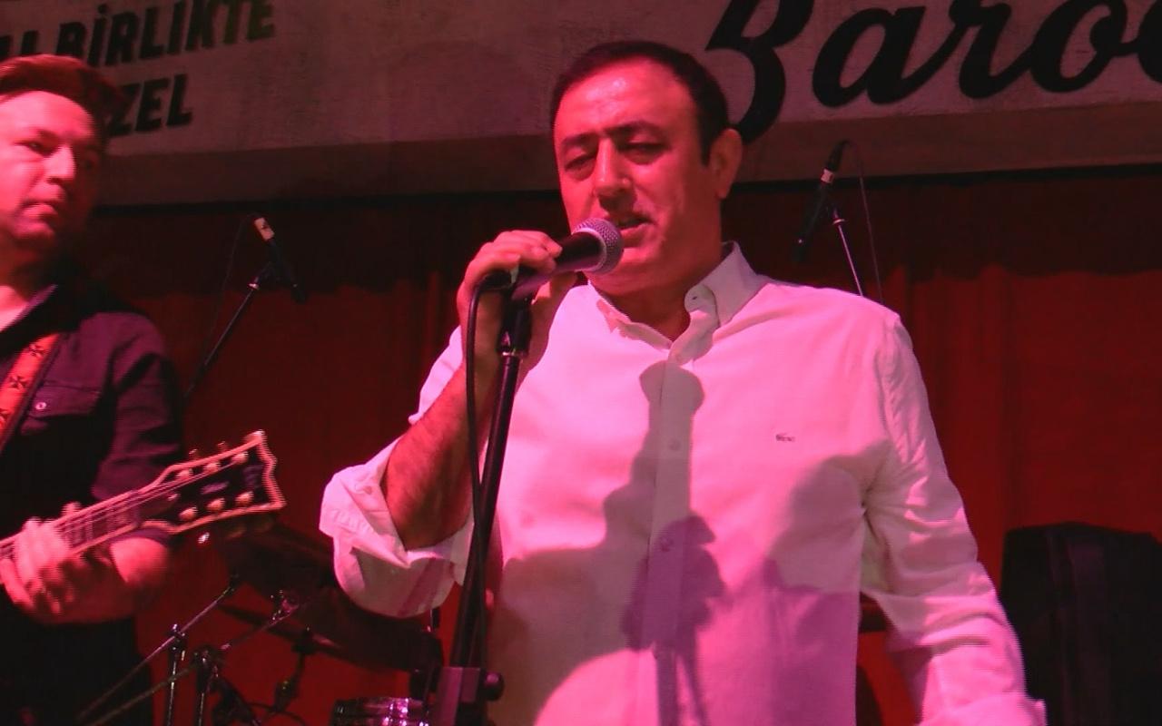 Mahmut Tuncer'den yardım konserinde sürpriz