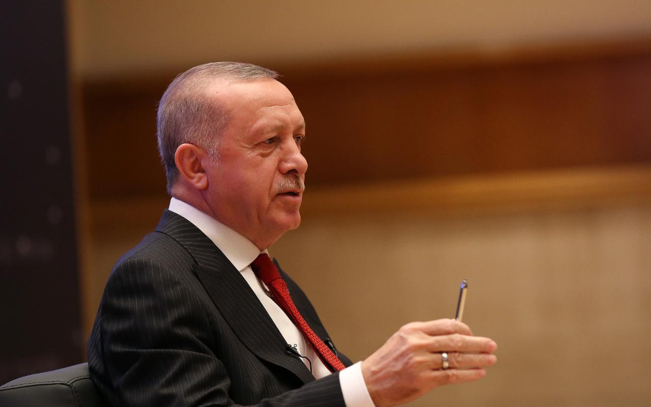 Beğendiğiniz liderler kimler diye soruldu! Erdoğan sadece onun ismini verdi