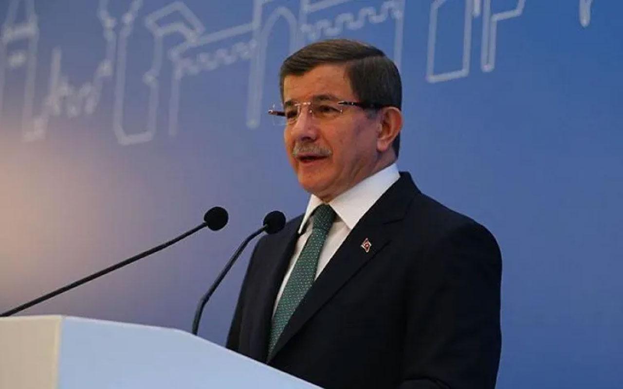 Saygı Öztürk'ten yeni parti kulisi: Cuma günü kuruluyor Davutoğlu konuşacak