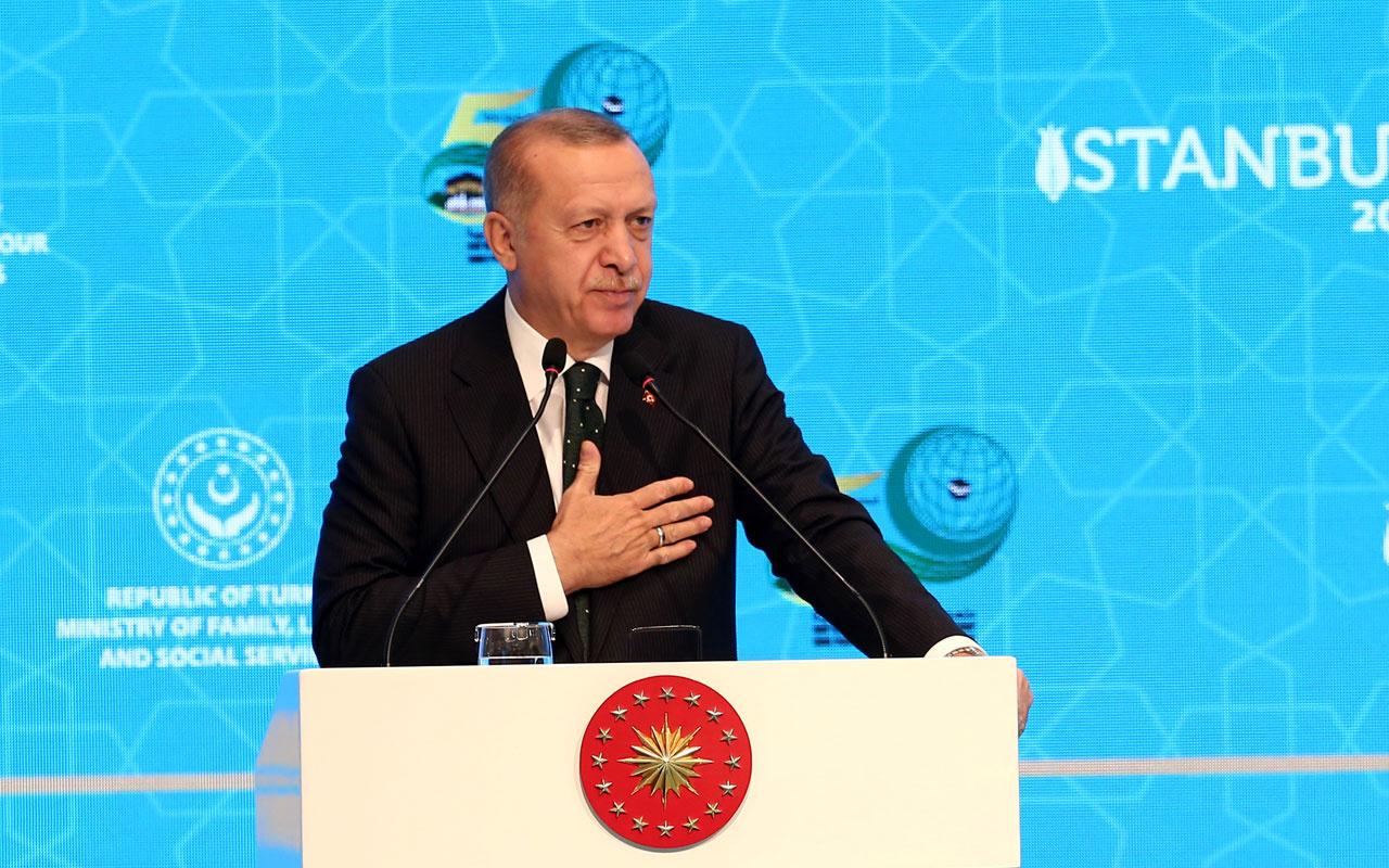 Cumhurbaşkanı Erdoğan'dan Nobel tepkisi: Vampirler grubuna verdiler