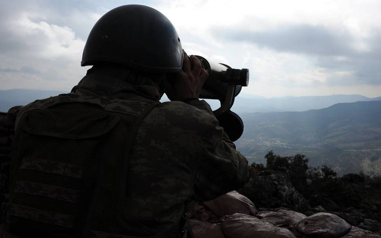 MSB duyurdu: PKK/YPG'li 2 terörist teslim oldu