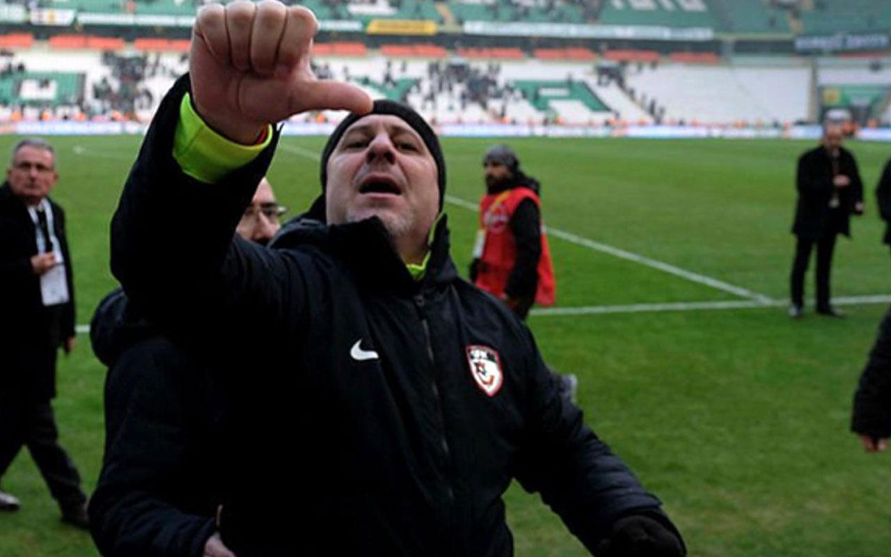 Konyaspor taraftarına hareket yapan Sumudica PFDK'ya sevk edildi