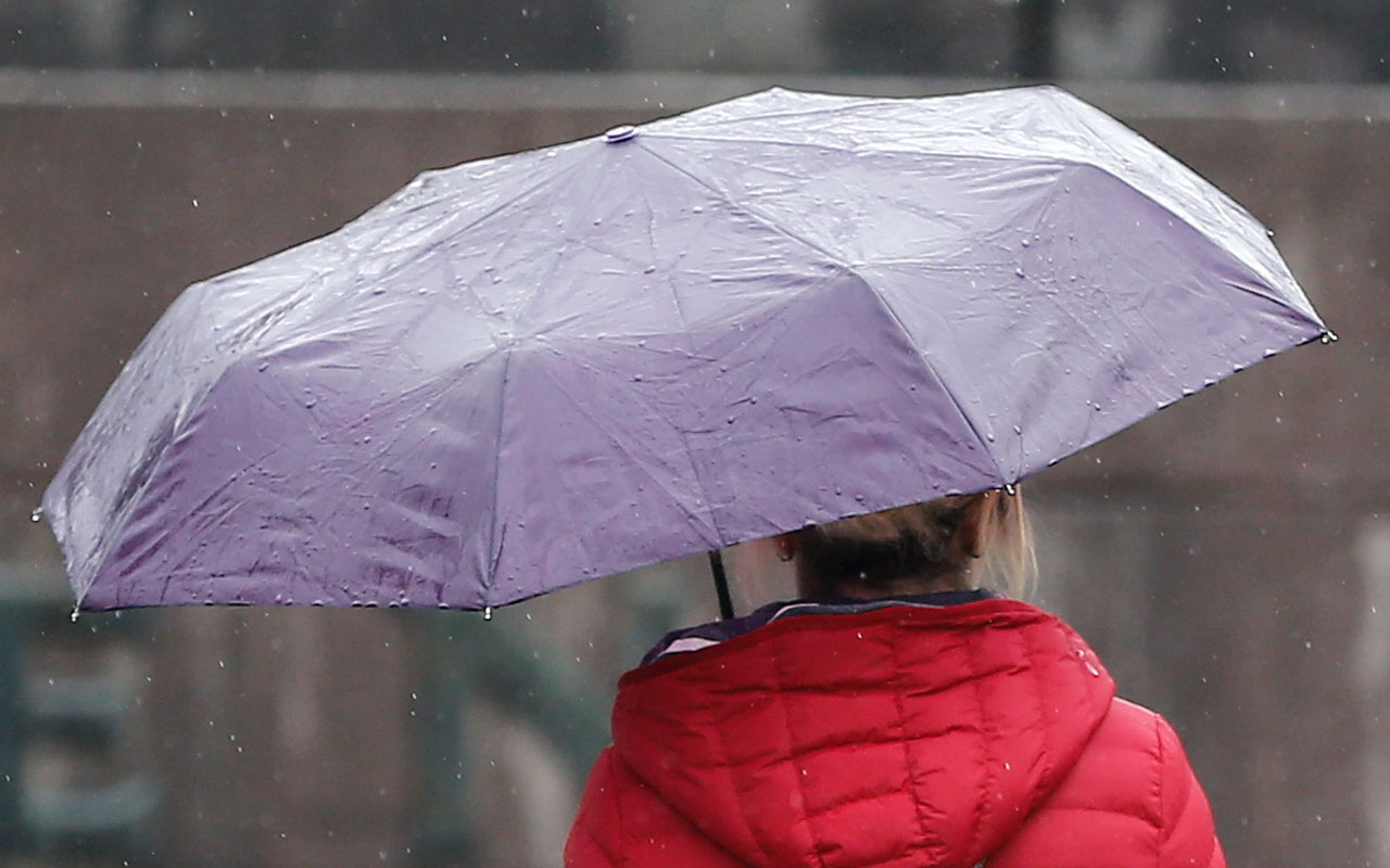 Meteoroloji'den üç şehir için kuvvetli yağış uyarısı