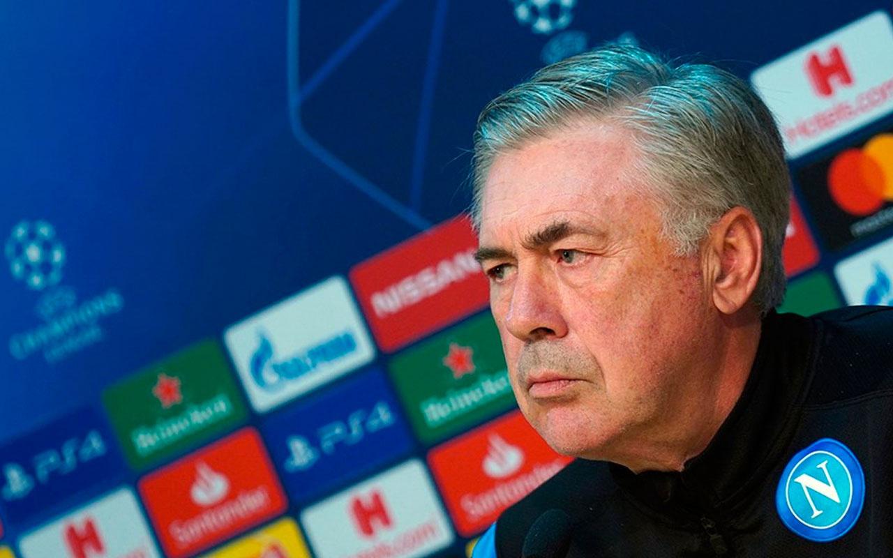 Napoli Carlo Ancelotti'yle yollarını ayırdı