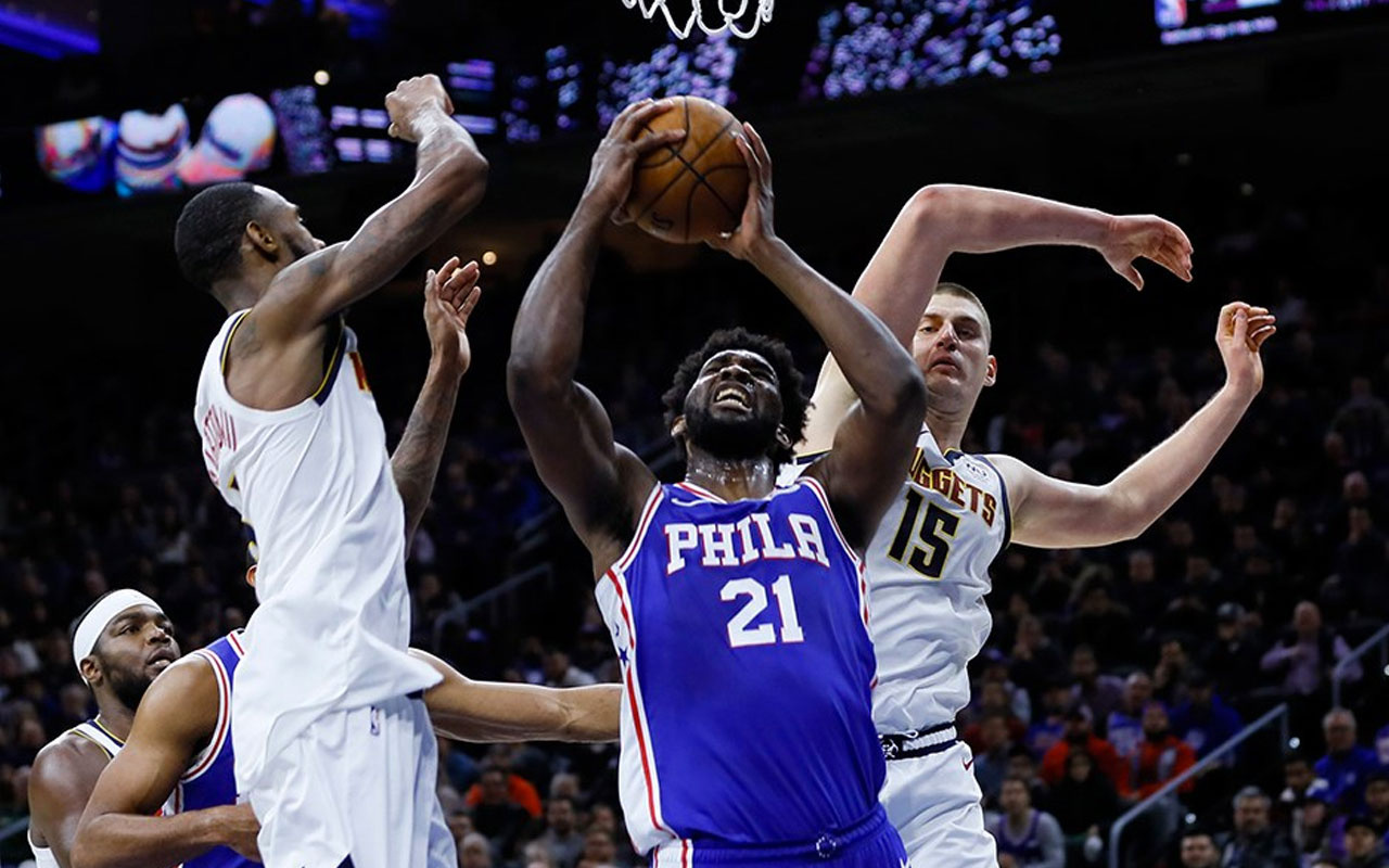 Philadelphia 76ers, sahasında kaybetmiyor