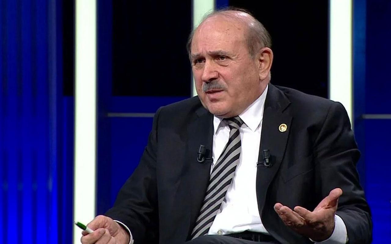 Burhan Kuzu yine bildiğiniz gibi! Erdoğan bana makam vermedi