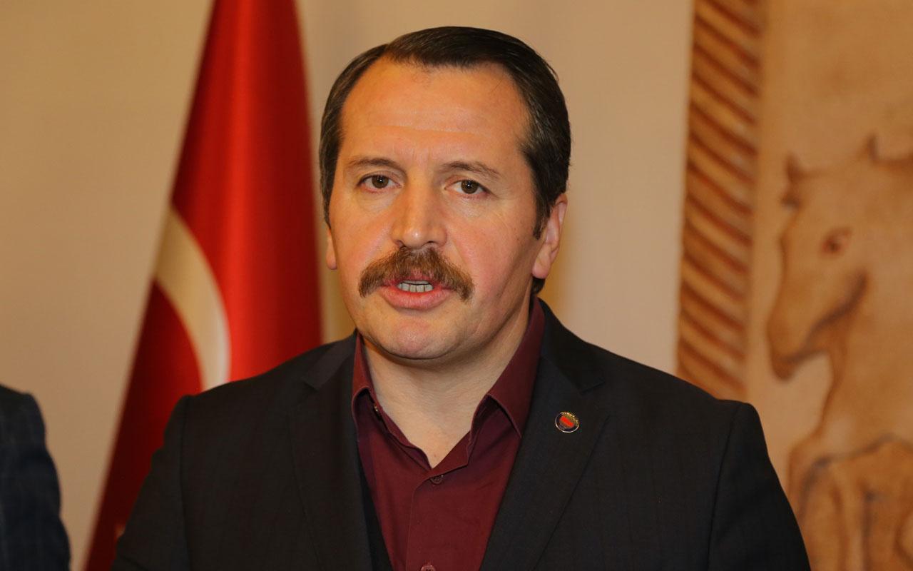Memur-Sen Genel Başkanı Yalçın'dan bazı CHP'li belediyelere sürgün suçlaması