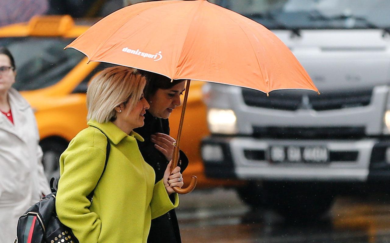 Türkiye sağanak yağışın etkisi altında olacak! Meteoroloji saat verip uyardı