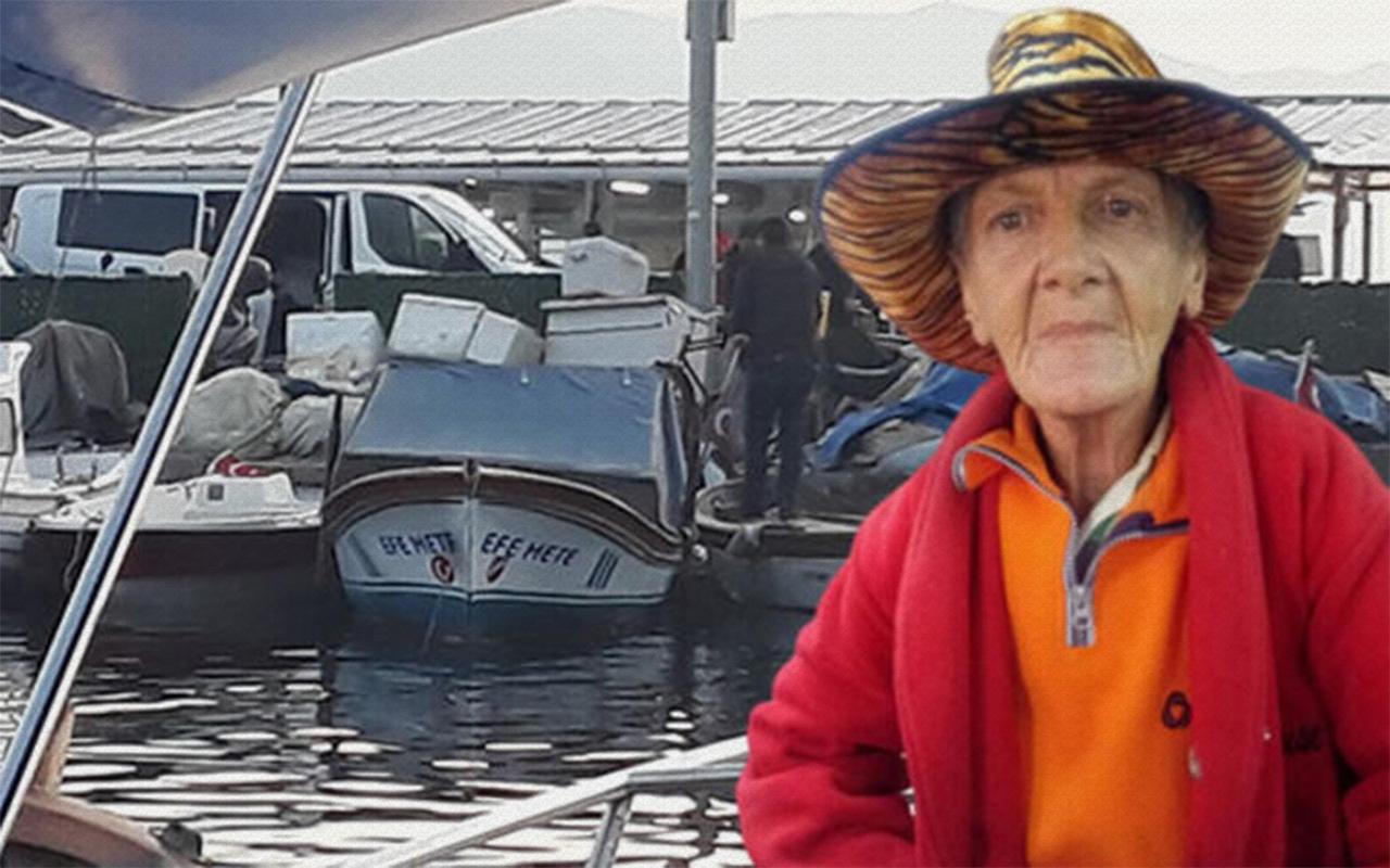 İzmir Karşıyaka'da denizden kadın cesedi çıktı