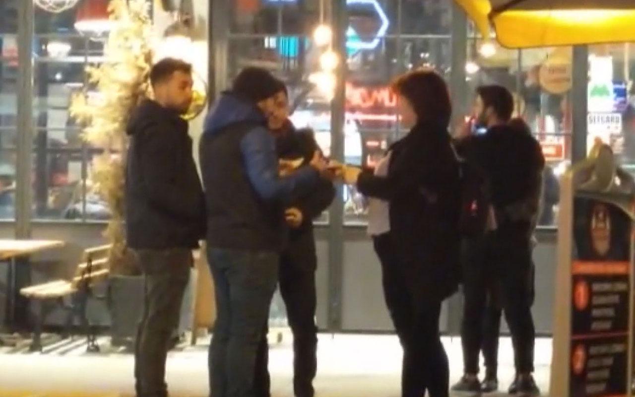 Samsun'da imam nikahlı eşini dolandıran Özbek kadın Ümraniye'de yakalandı
