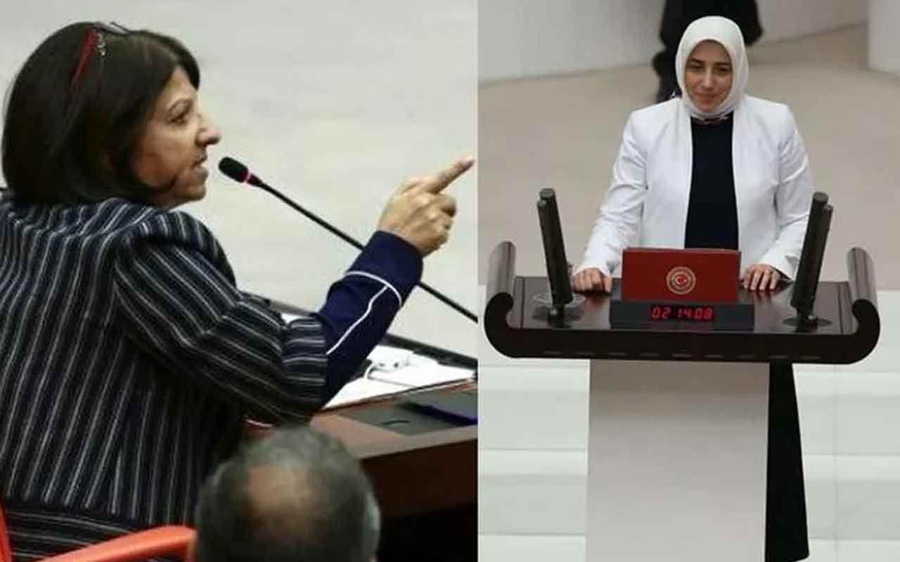 AK Partili Zengin'den HDP'li Kurtulan'a: Kürtlerden başka ağzınıza hiç kimseyi almıyorsunuz