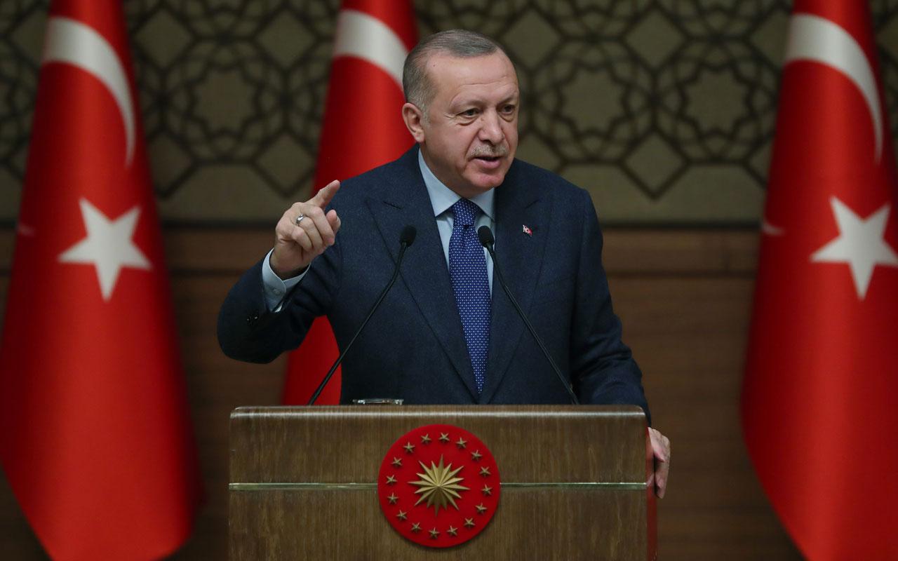 Cumhurbaşkanı Erdoğan 100 Bin Sosyal Konut için start verdi