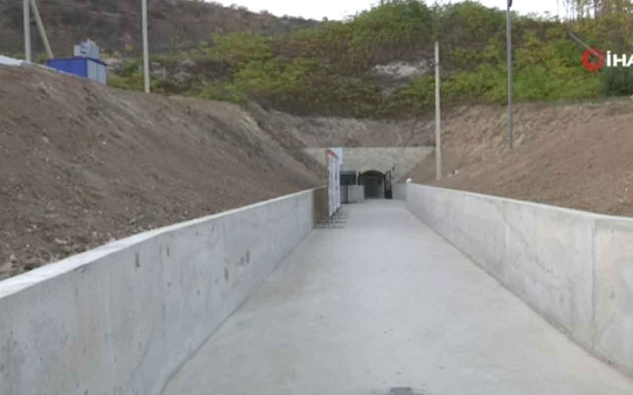 Kırım'a yeraltı petrol depoları yapıldı