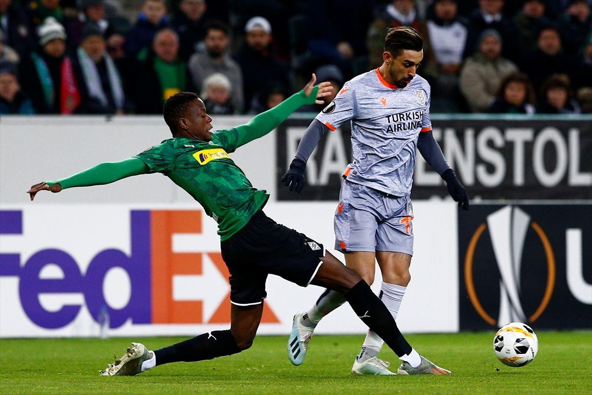 Borussia Mönchengladbach Başakşehir UEFA Avrupa Ligi maçı golleri ve geniş özeti