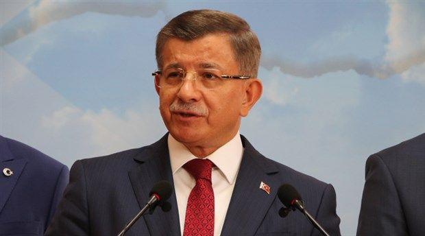 Ahmet Davutoğlu'nun kurduğu yeni partinin Kurucular Kurulu listesi ortaya çıktı
