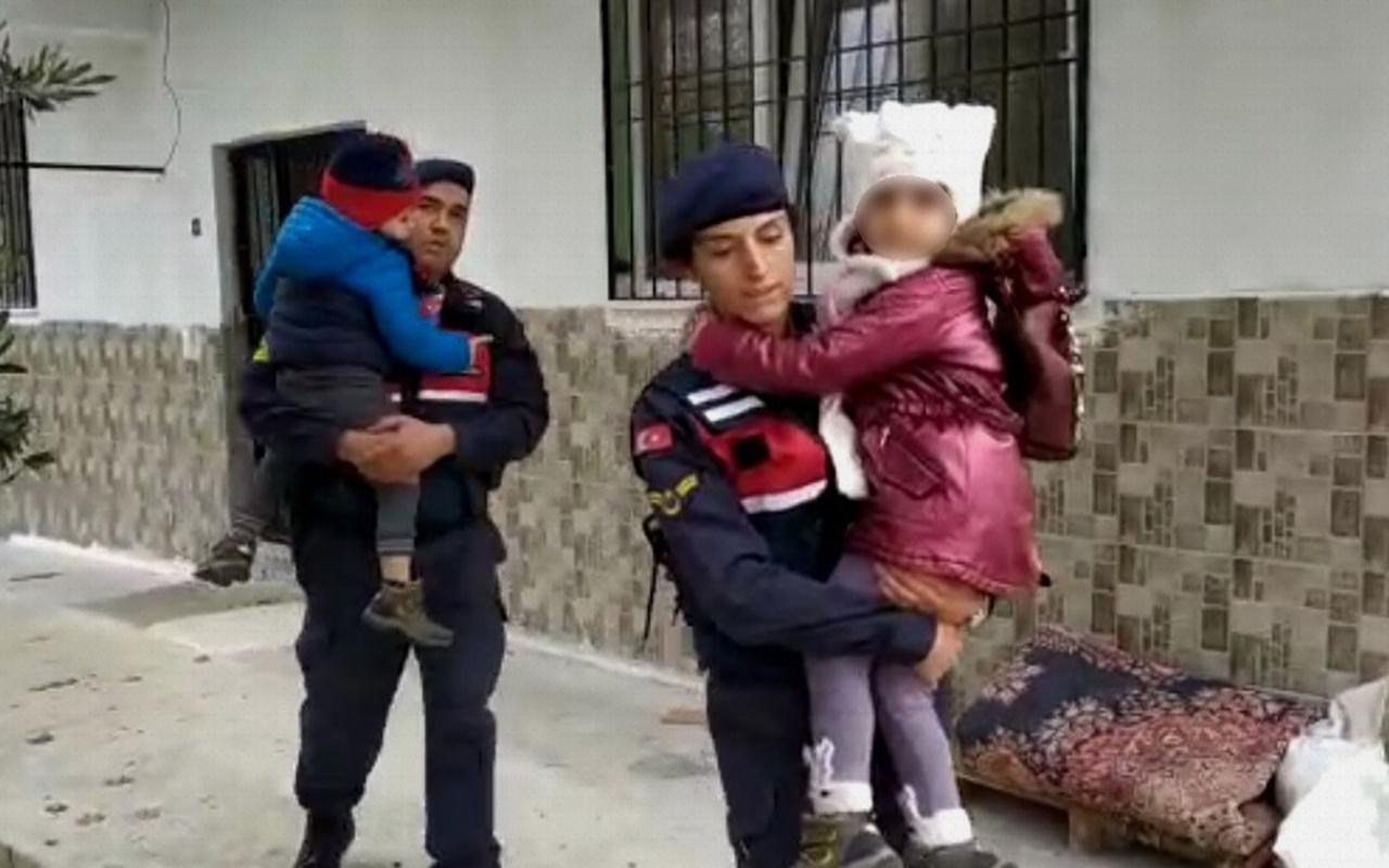 Rus kadının 13 ay önce kaçırılan çocukları Denizli'de bulundu