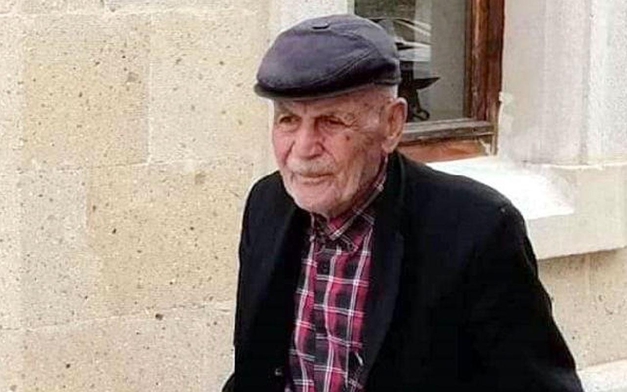 Sivas'ta kayıp olarak aranan adam donarak öldü