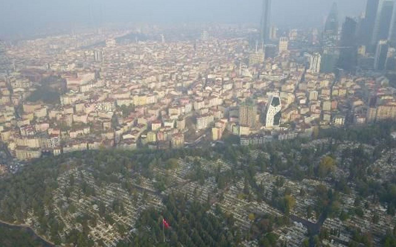 İstanbul'da mezarlık ücretlerine zam geldi! 34 bin liraya mezar