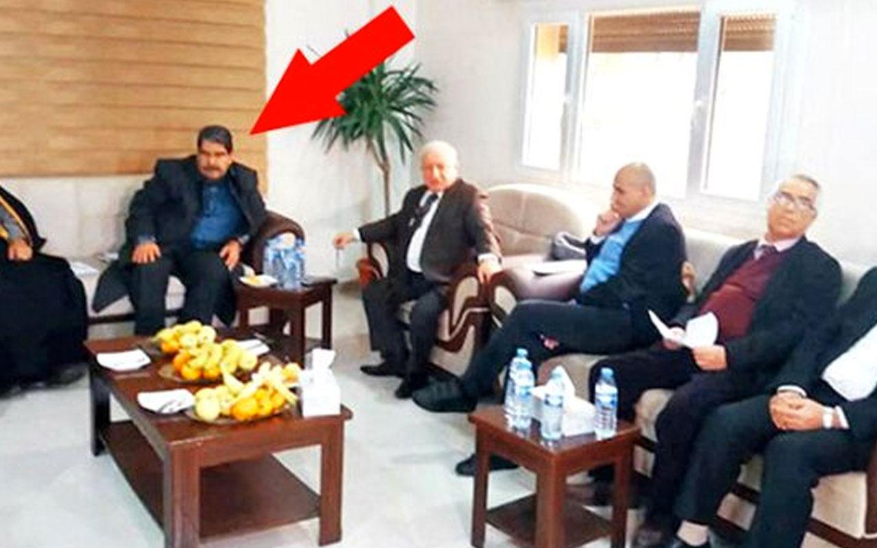 Esed rejimi ile YPG elebaşı Salih Müslim özerklik için pazarlık masasına oturdu