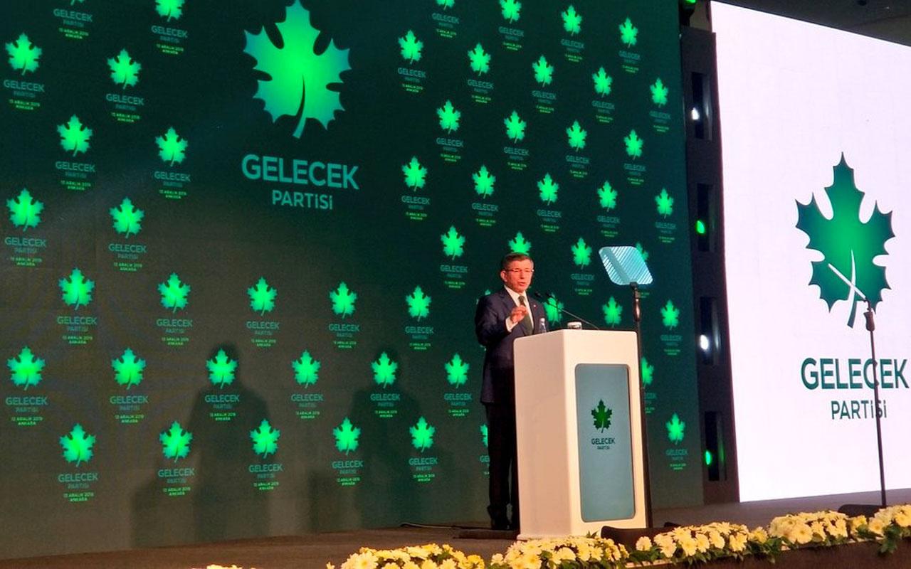 Ahmet Davutoğlu'nun Gelecek Partisi'den diğer partilere mesaj Ak Partiyi de etiketlediler