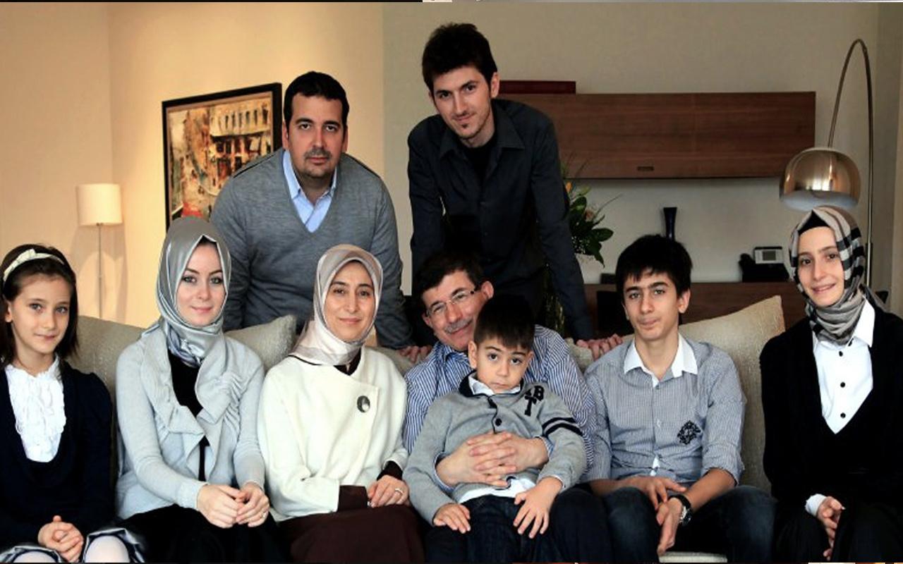 Ahmet Davutoğlu aslen nereli yaşı kaç eşi ve çocukları kimdir?