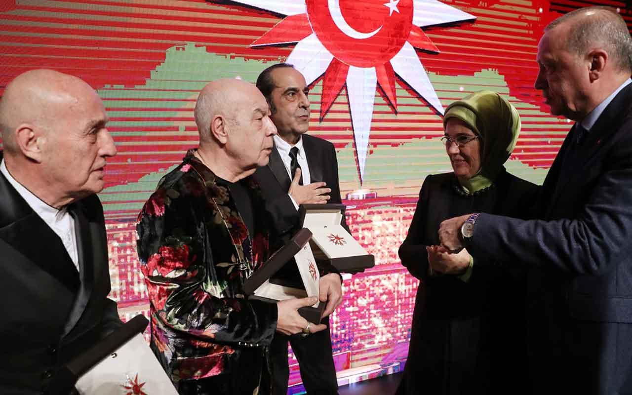 Mazhar Alanson ile Erdoğan arasında bomba diyalog!