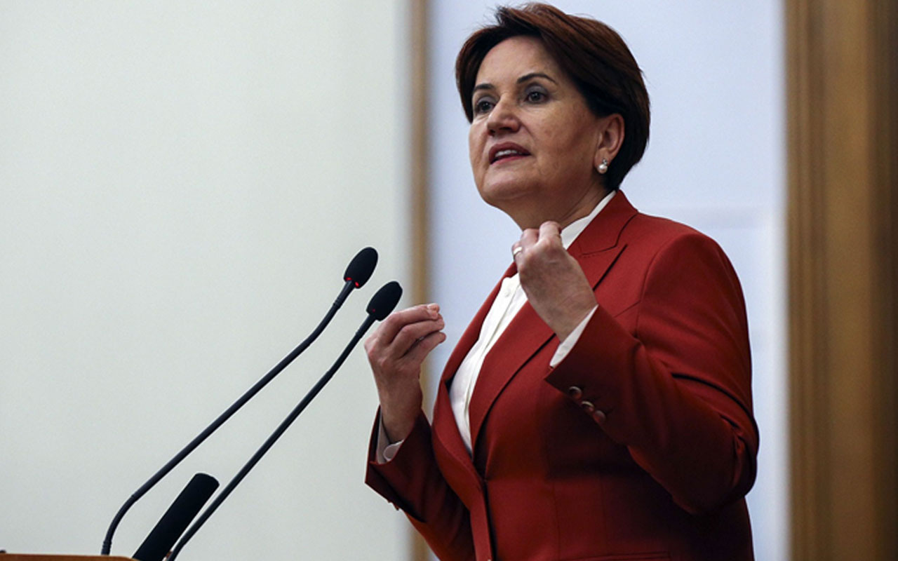 İYİ Parti lideri Meral Akşener'den Cumhur İttifakı açıklaması: Aranıza girmeye niyetim yok