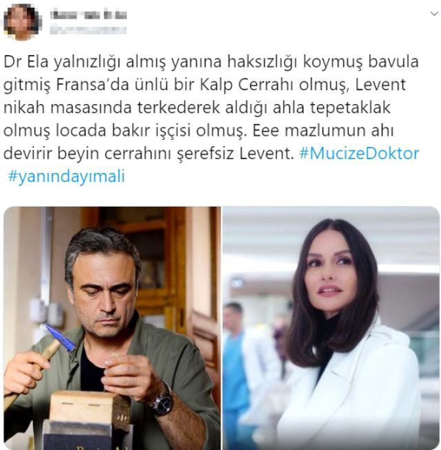 Sosyete gelini Yasemin Özilhan Mucize Doktor'a damga vurdu