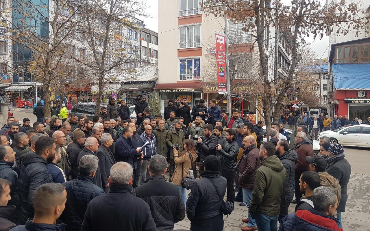 Tunceli'de belediye ile minibüsçüler arasında '25 kuruş' krizi