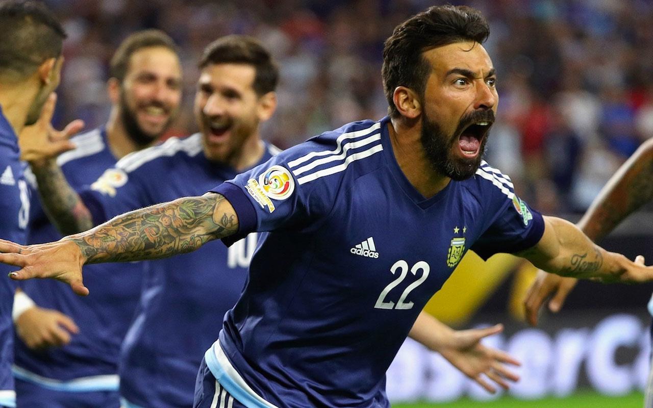 Ezequiel Lavezzi 34 yaşında futbola veda etti