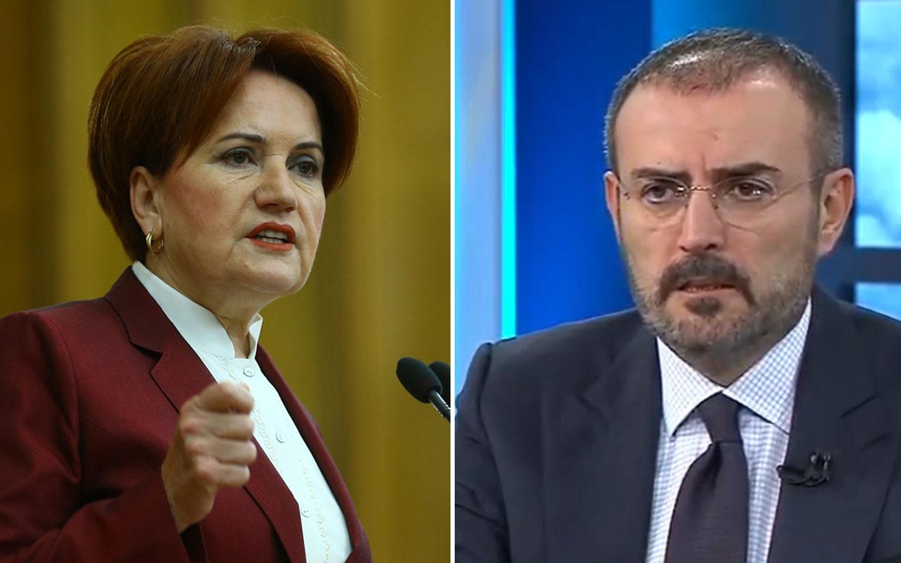 Davutoğlu ve Babacan'a 'vekil veririm' diyen Akşener'e AK Partili Mahir Ünal'dan sert yanıt