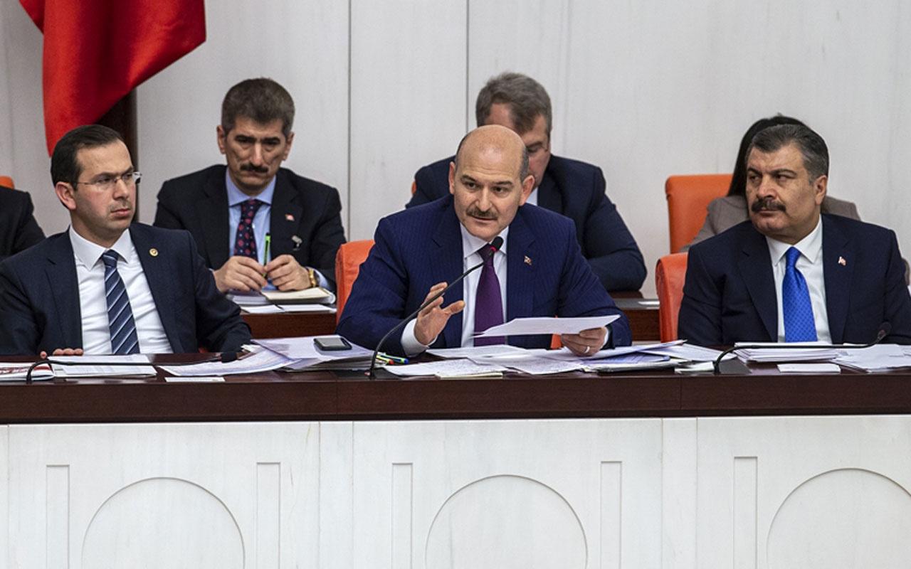 HDP'li vekilin 'bu devlet katliam yapıyor' sözleri tepki çekti Süleyman Soylu'dan yanıt
