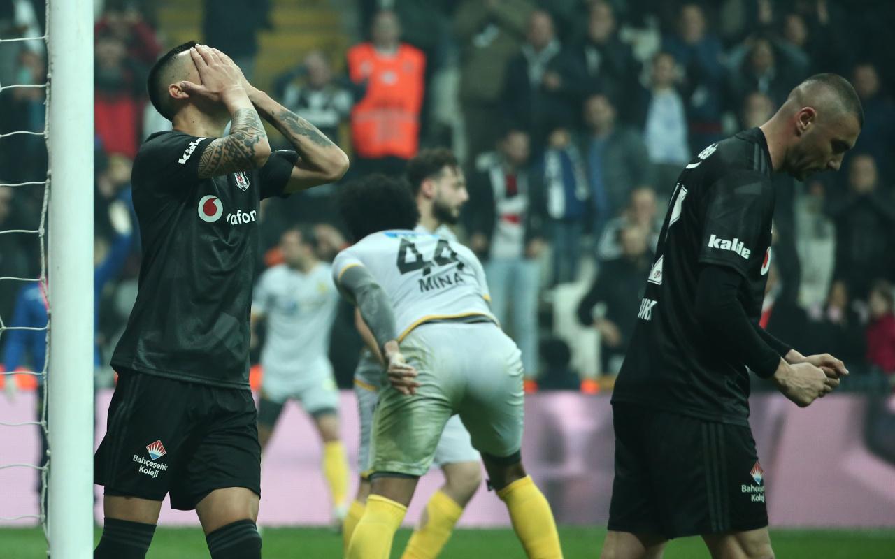 Beşiktaş Yeni Malatyaspor maçı golleri ve geniş özeti